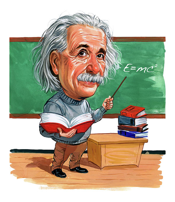 """""""Your imagination is your preview of life's coming attractions."""" — Albert Einstein"""