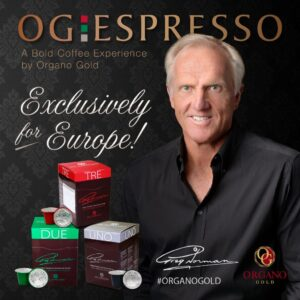 greg norman healthy coffee