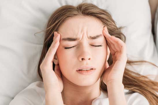 headaches and migraines treatments North London